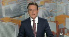 Mónica Carrillo explica por qué Matías Prats no está presentando el telediario de Antena 3