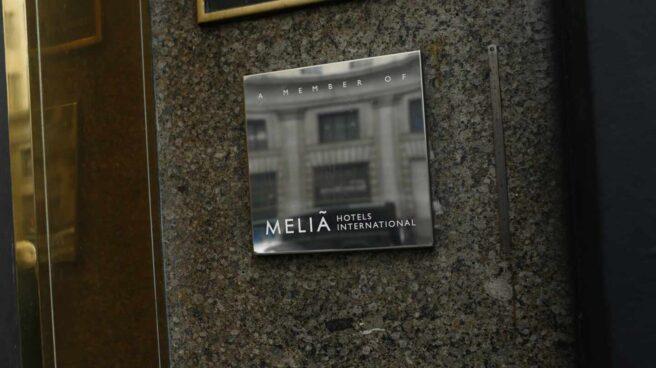 Un hotel del grupo Meliá Hotels International.