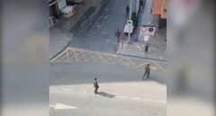 Vídeo: el Ejército se despliega en Tudela (Navarra) para vigilar el Estado de Alarma