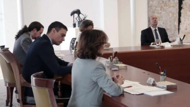 Pablo Iglesias acude al Consejo de Ministros pese a la cuarentena por el positivo de Irene Montero