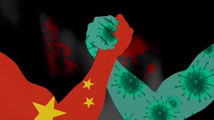 Pulso China y coronavirus