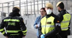 Médicos del Ejército comienzan a realizar test rápidos en la Comunidad de Madrid