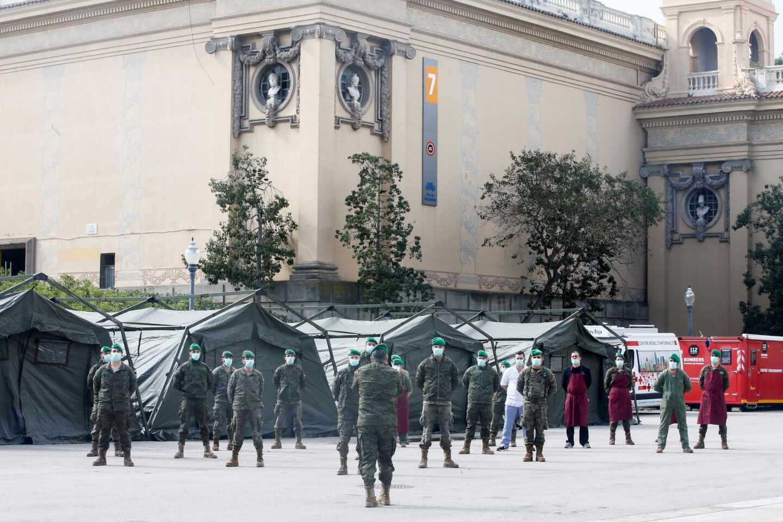 La Generalitat pide por primera vez la ayuda del Ejército en un centro de menores