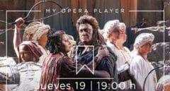 ÓperaEnCasa: el Teatro Real lanza gratuitamente 'Aida' de Giuseppe Verdi