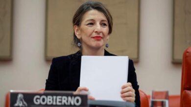 Iglesias sale en defensa de Yolanda Díaz tras la desautorización de Moncloa sobre el coronavirus
