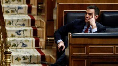 Sánchez, al borde de su primera derrota en el Congreso desde el comienzo de la crisis
