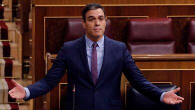 """Sánchez apela a un acuerdo con el PP y Casado responde: """"A usted solo le importa el poder"""""""