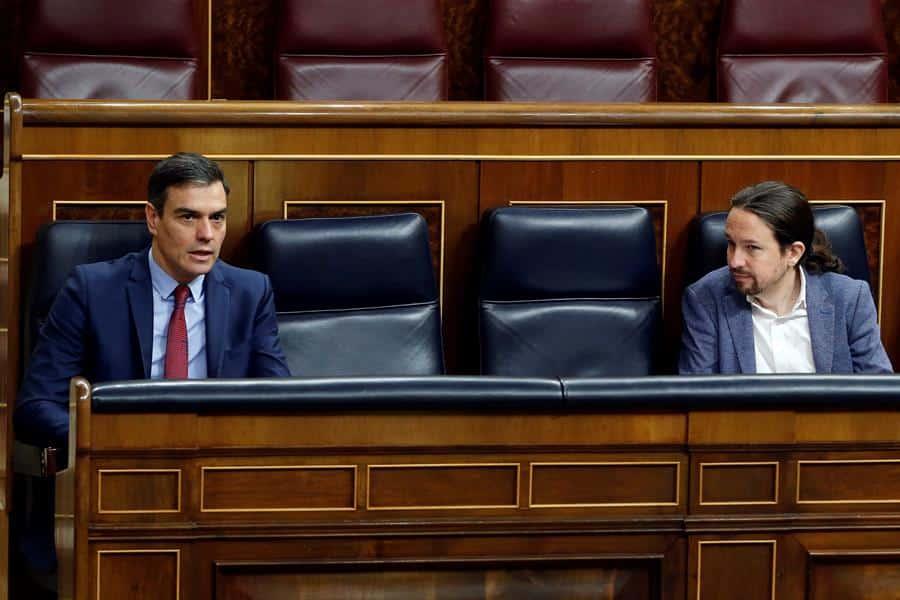 """Sánchez admite las críticas de Iglesias al Poder Judicial: """"Las hizo como secretario general de Podemos"""""""