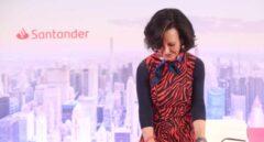 Santander pierde 10.798 millones hasta junio tras ajustar el valor de sus filiales