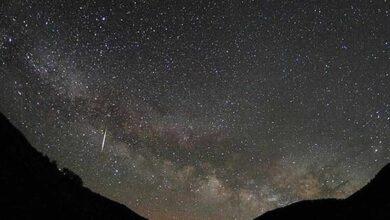 La lluvia de estrellas de abril podrá observarse el miércoles