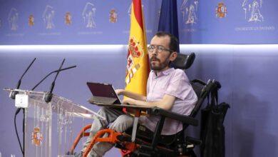 Unidas Podemos registra su petición de investigar en el Congreso a Juan Carlos I desde su abdicación