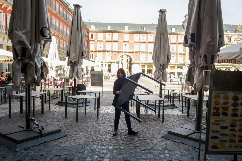 Trabajo permitirá que bares y restaurantes recuperen de los ERTE sólo a una parte de la plantilla