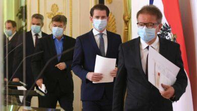 Austria será pionera en la UE en la desescalada del confinamiento