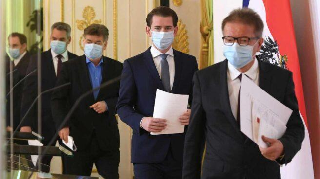 Sebastian Kurz Austria coronavirus