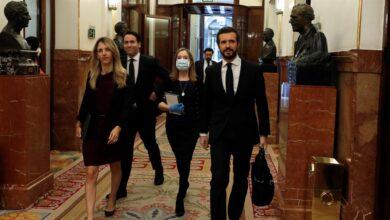 """Casado descarta la moción de censura: """"No se quita al cirujano en medio de la operación"""""""