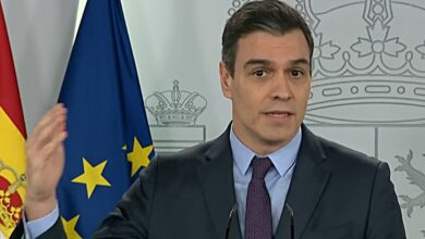 """Sánchez se compromete """"a trabajar en unos nuevos Pactos de la Moncloa"""""""