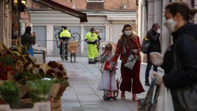 Italia avanza con paso firme contra el coronavirus y registra la menor cifra de muertes en tres semanas