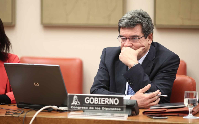 El ingreso vital oscilará entre 461 y 1.100 euros, según el ministro Escrivá