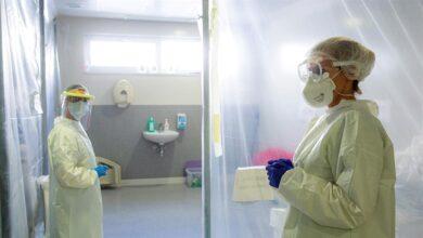 Sanidad dice que los hospitales son ahora el foco de transmisión del virus