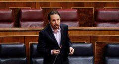 Iglesias se apropia de la oferta de diálogo y tiende la mano a PP y ERC