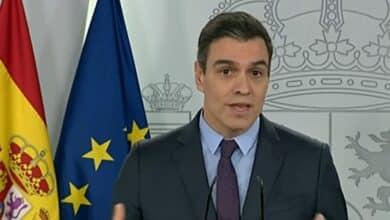 """Sánchez avisa que """"vendrán más días de estado de alarma"""" a partir del 26 de abril"""