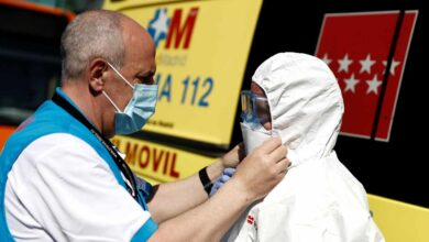 Sanidad registra 14.389 nuevos contagios y 90 muertes en España