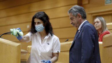 """Revilla abronca a Sánchez por no acudir a la reunión en el Senado: """"Es un fracaso. No pintamos nada"""""""