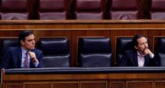 Iglesias y Ábalos se contradicen sobre el acuerdo para derogar la reforma laboral