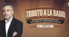Alsina reúne a Herrera, Àngels Barceló y Pepa Fernández en su 'Tributo a la radio'