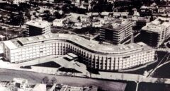 El viejo Puerta de Hierro: de hospital puntero a sumidero de dinero público