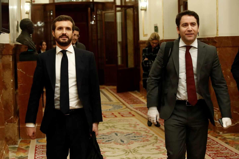 El PP advierte que Sánchez usará la comisión para recomponer su mayoría y arrastrar a Cs