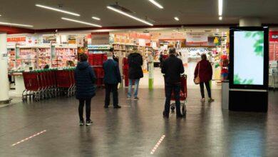 Los supermercados se transforman en tiempos de pandemia