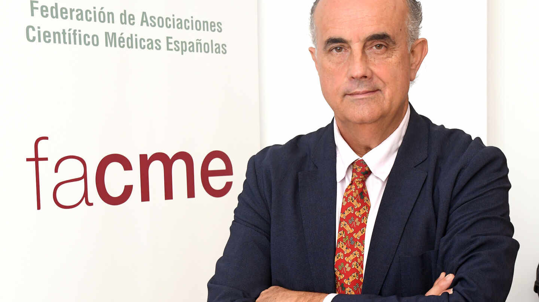 Antonio Zapatero, presidente de FACME y director del Hospital de IFEMA