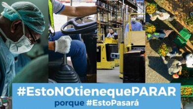 #EstoNOtienequePARAR: cientos de empresas se unen para la recuperación