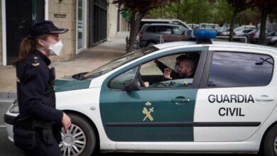 El número de contagios en la Guardia Civil casi duplica a los positivos en la Policía Nacional