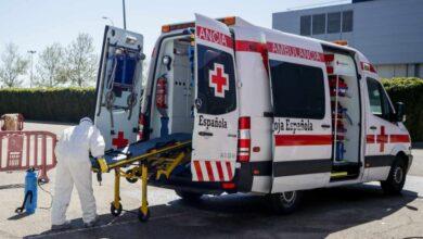 Baja el ritmo de muertes y contagiados en España, según los datos del domingo de Sanidad