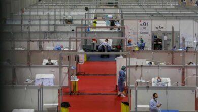 Madrid estudia la reapertura del Hospital de Ifema ante la presión en los hospitales