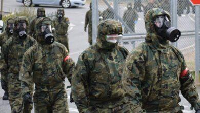 El Ejército ha desinfectado ya 61 prisiones y centros penitenciarios