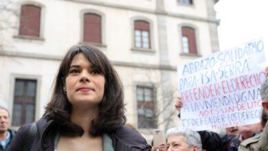 """Jueces ven """"desleal"""" la reacción del vicepresidente Iglesias a la condena de Serra"""
