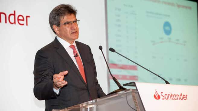 José Antonio Álvarez, consejero delegado de Santander