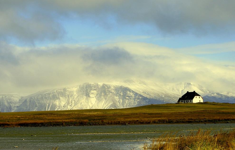 Islandia-paisaje