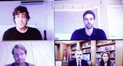La videoconferencia de Nadal, Gasol y Alonso con los Reyes para remontar la crisis