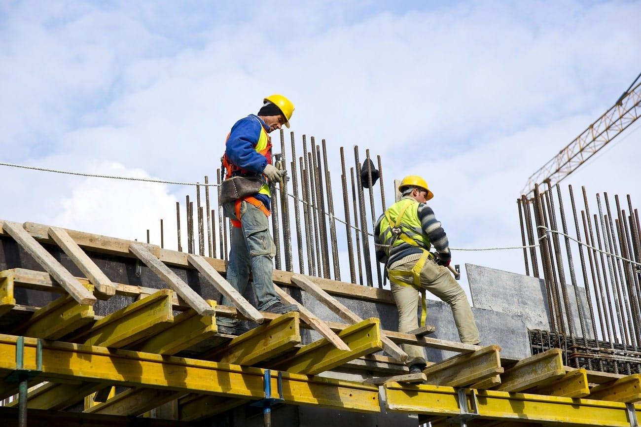 trabajadores construcción autónomos coronavirus