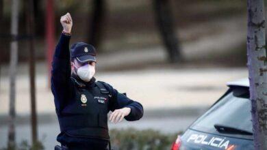Interior hace gestiones para que policías y guardias civiles sean considerados de alto riesgo
