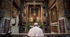 La Semana Santa blindada del Papa: ni Vía Crucis en el Coliseo ni lavado de pies
