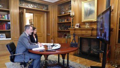Castells, el primer ministro de Podemos con el que se reunirá el Rey