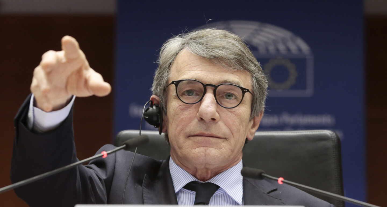 Presidente Parlamento Europeo financiación irregular