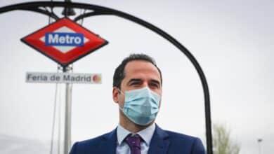Aguado aboga por cerrar Madrid antes de los dos puentes de noviembre