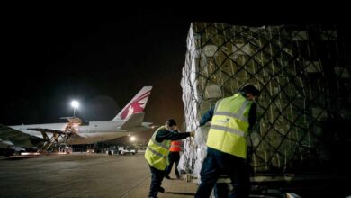 España recibe en tres meses 500 vuelos sólo con material sanitario contra la epidemia