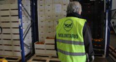 Profesionales de Cepsa y su Fundación donan 480.000 kilos de alimentos para ayudar a colectivos afectados